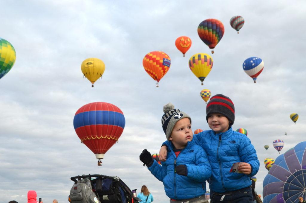 Balloon Fiesta | Exploring Through Life